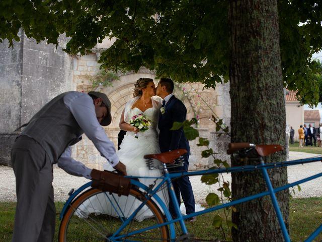 Le mariage de Guillaume et Melanie à Thénac, Charente Maritime 30