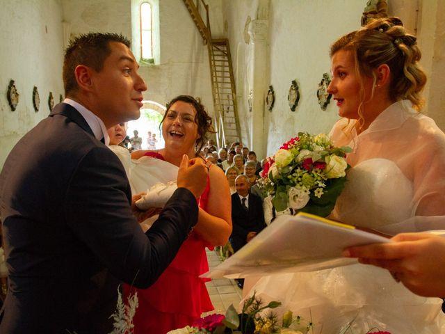 Le mariage de Guillaume et Melanie à Thénac, Charente Maritime 25