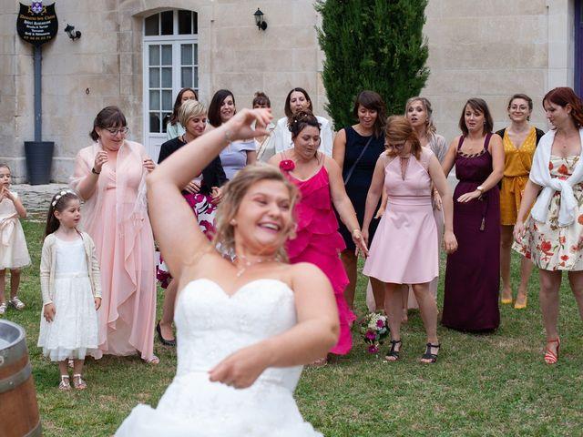 Le mariage de Guillaume et Melanie à Thénac, Charente Maritime 42