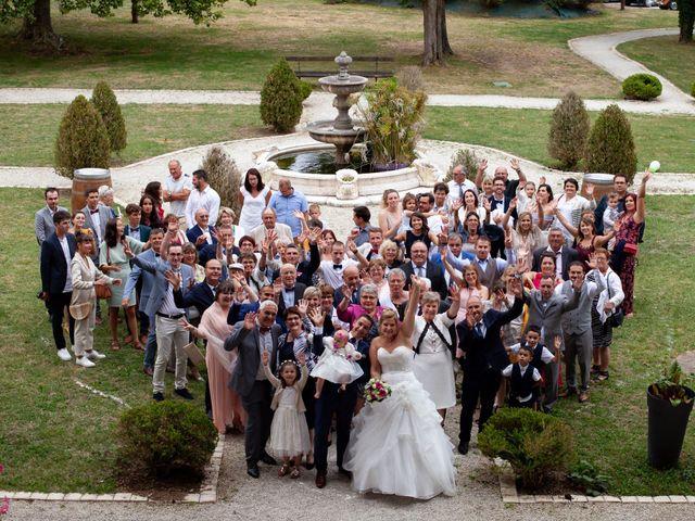 Le mariage de Guillaume et Melanie à Thénac, Charente Maritime 49