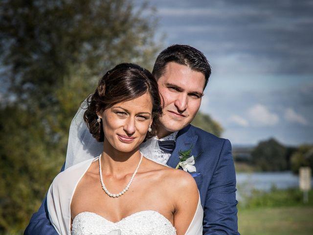Le mariage de Guillaume et Solange à Criquebeuf-sur-Seine, Eure 3