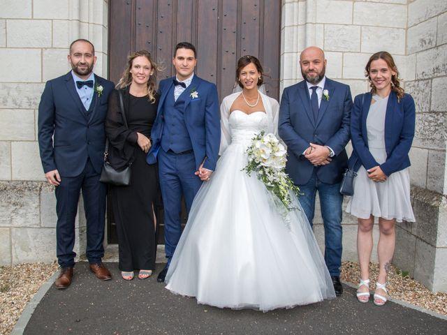 Le mariage de Guillaume et Solange à Criquebeuf-sur-Seine, Eure 9