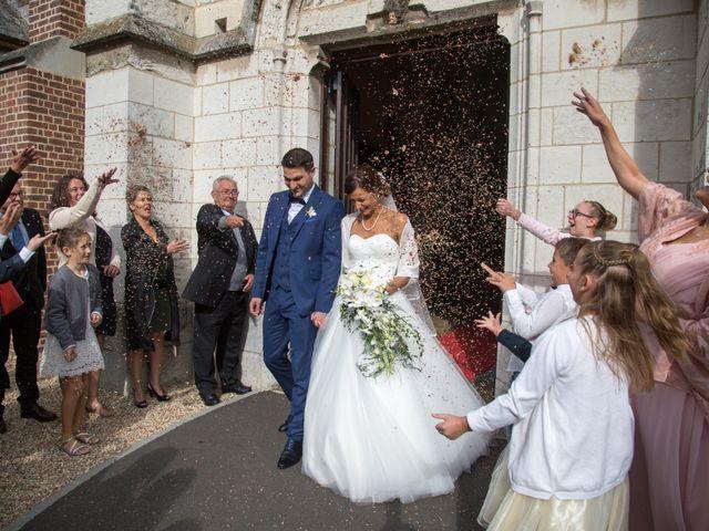 Le mariage de Guillaume et Solange à Criquebeuf-sur-Seine, Eure 2