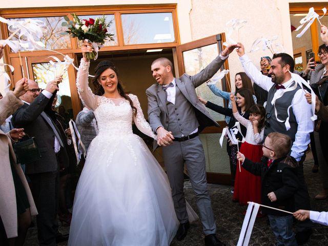 Le mariage de Jérémy et Cindy à Loyettes, Ain 1