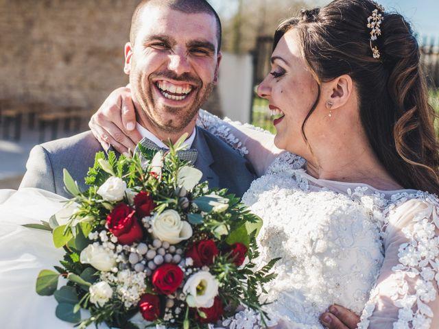 Le mariage de Cindy et Jérémy