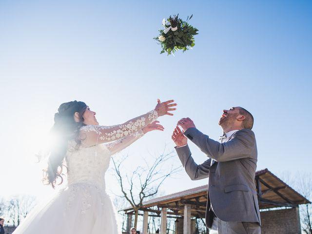 Le mariage de Jérémy et Cindy à Loyettes, Ain 2