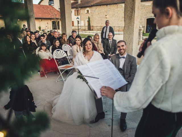 Le mariage de Jérémy et Cindy à Loyettes, Ain 16