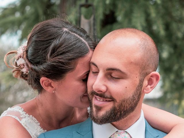 Le mariage de Yoann et Eléa à Ruoms, Ardèche 16