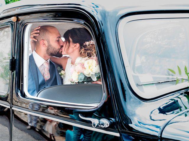 Le mariage de Yoann et Eléa à Ruoms, Ardèche 17