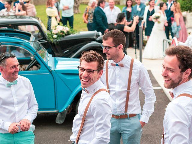 Le mariage de Yoann et Eléa à Ruoms, Ardèche 18