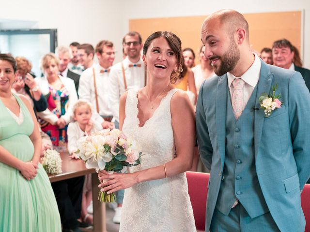 Le mariage de Yoann et Eléa à Ruoms, Ardèche 19