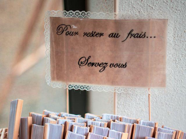 Le mariage de Yoann et Eléa à Ruoms, Ardèche 21