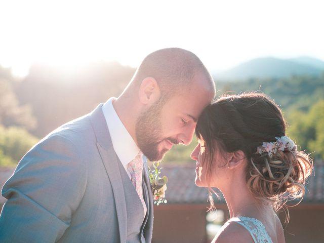 Le mariage de Yoann et Eléa à Ruoms, Ardèche 27