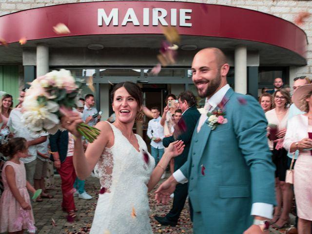 Le mariage de Yoann et Eléa à Ruoms, Ardèche 35