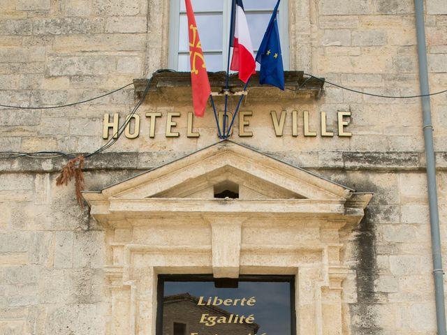 Le mariage de Romain et Amandine à Montpellier, Hérault 16