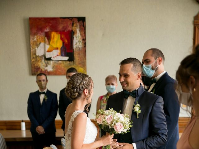 Le mariage de Romain et Amandine à Montpellier, Hérault 18