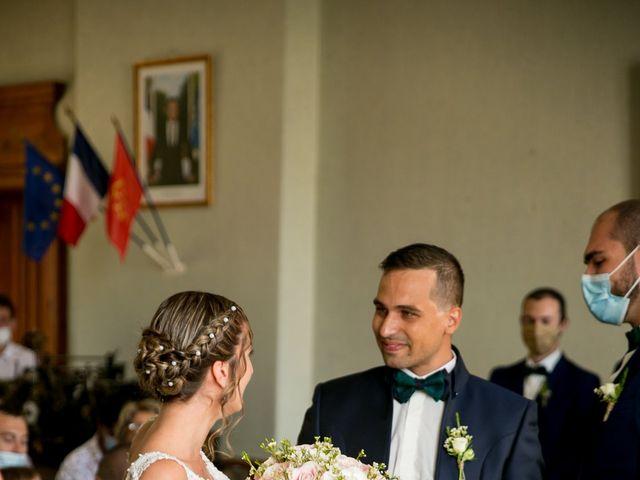 Le mariage de Romain et Amandine à Montpellier, Hérault 19