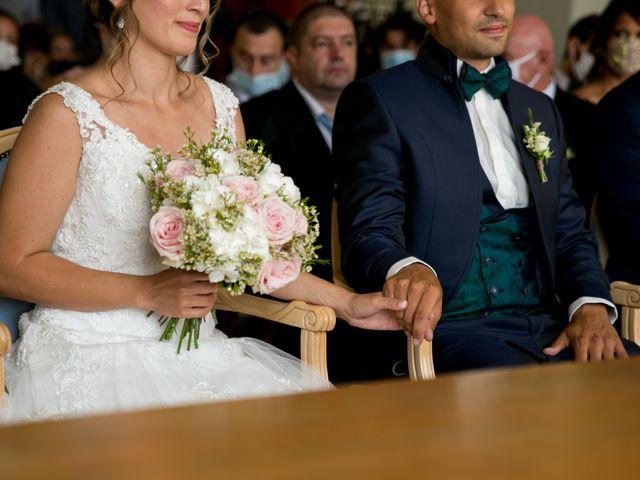 Le mariage de Romain et Amandine à Montpellier, Hérault 20