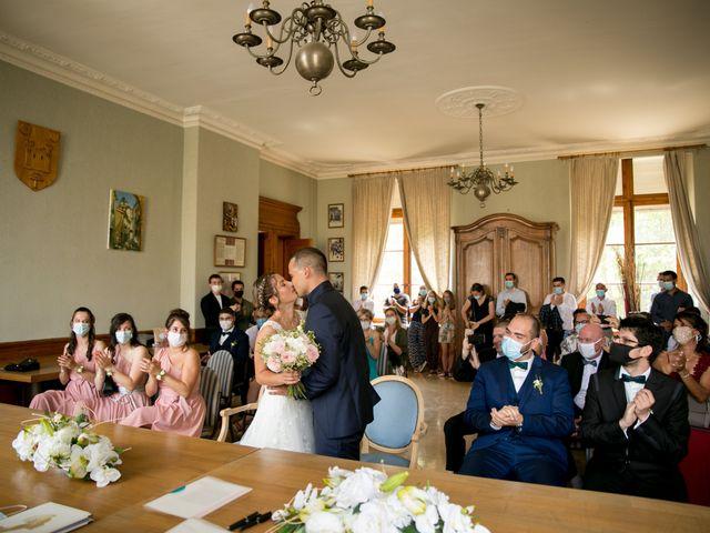 Le mariage de Romain et Amandine à Montpellier, Hérault 23