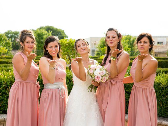 Le mariage de Romain et Amandine à Montpellier, Hérault 52