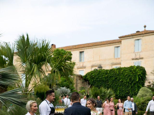 Le mariage de Romain et Amandine à Montpellier, Hérault 56