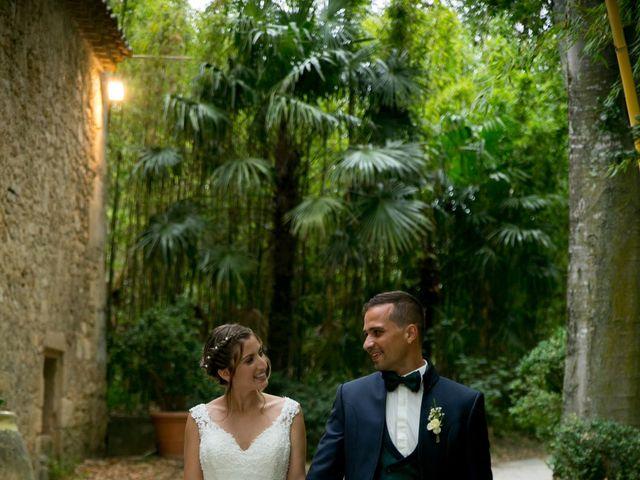 Le mariage de Romain et Amandine à Montpellier, Hérault 77