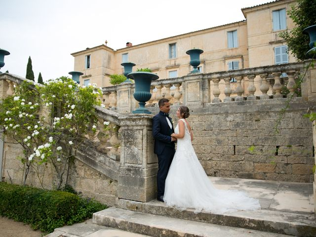 Le mariage de Romain et Amandine à Montpellier, Hérault 83