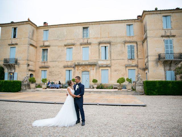 Le mariage de Romain et Amandine à Montpellier, Hérault 88