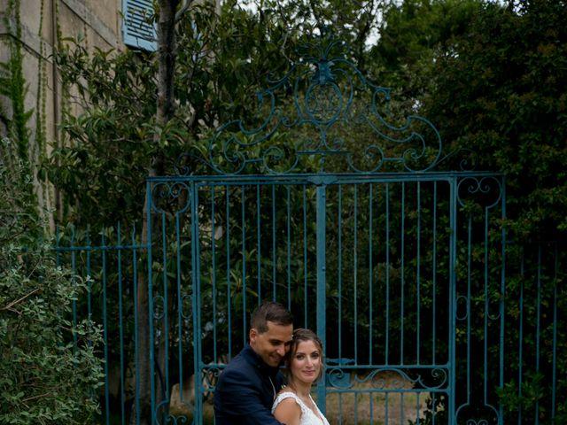 Le mariage de Romain et Amandine à Montpellier, Hérault 90