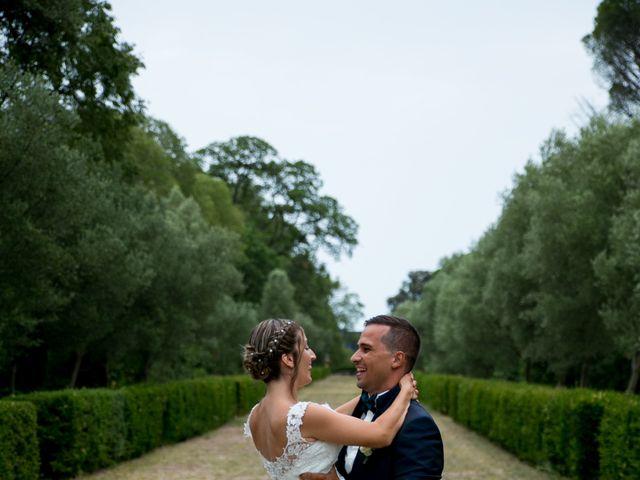 Le mariage de Romain et Amandine à Montpellier, Hérault 93