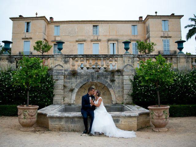Le mariage de Romain et Amandine à Montpellier, Hérault 100