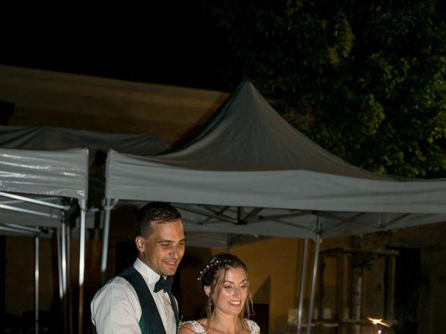Le mariage de Romain et Amandine à Montpellier, Hérault 110