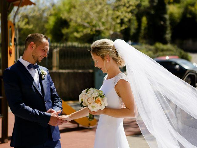 Le mariage de Geoffrey et Denisa à Bras, Var 9
