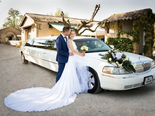 Le mariage de Geoffrey et Denisa à Bras, Var 10
