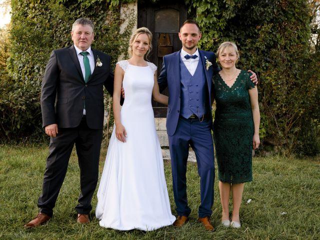 Le mariage de Geoffrey et Denisa à Bras, Var 22