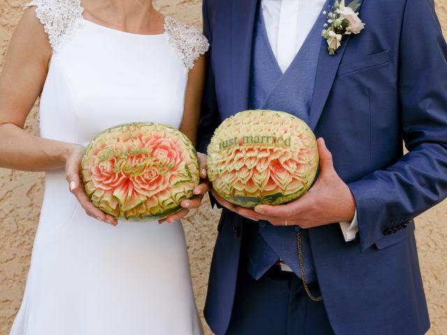 Le mariage de Geoffrey et Denisa à Bras, Var 23