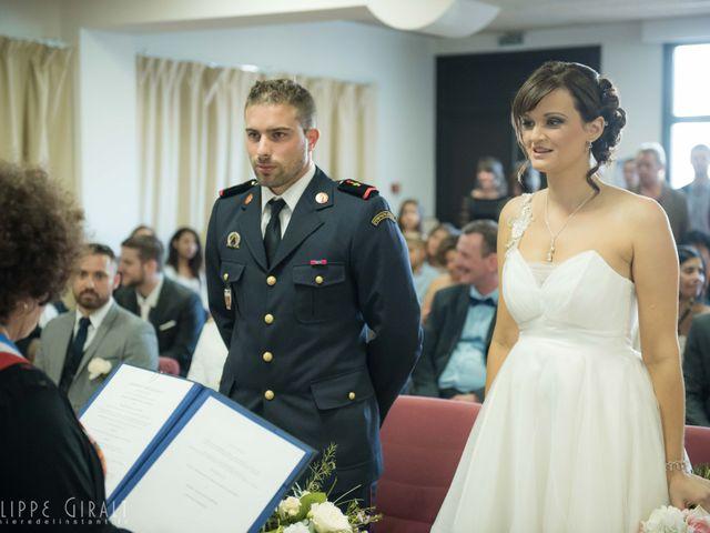 Le mariage de Thomas et Gwen à Boulazac, Dordogne 12