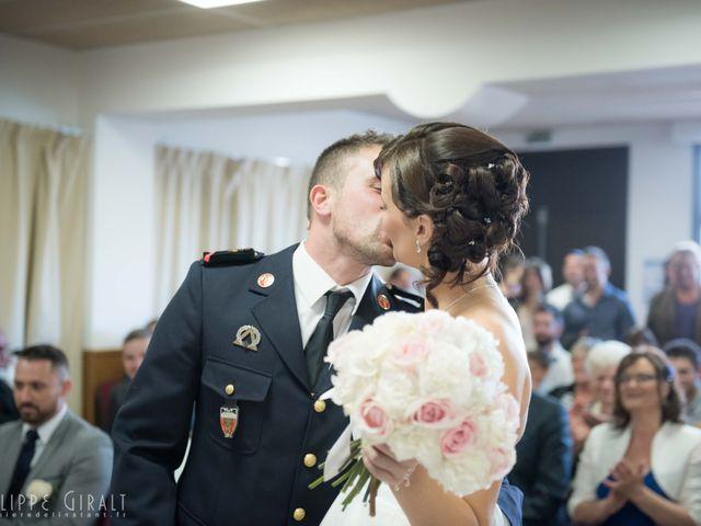 Le mariage de Thomas et Gwen à Boulazac, Dordogne 14