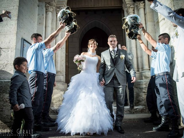 Le mariage de Thomas et Gwen à Boulazac, Dordogne 45