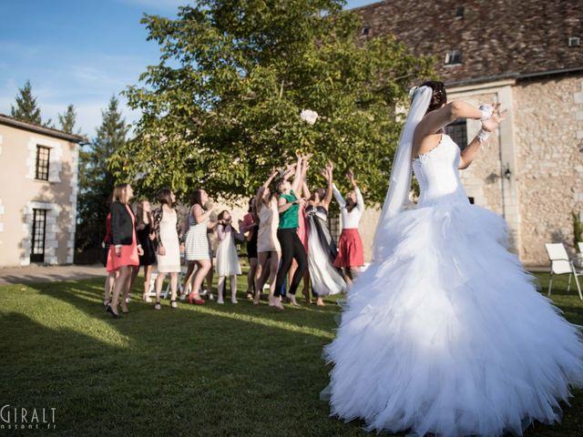 Le mariage de Thomas et Gwen à Boulazac, Dordogne 58