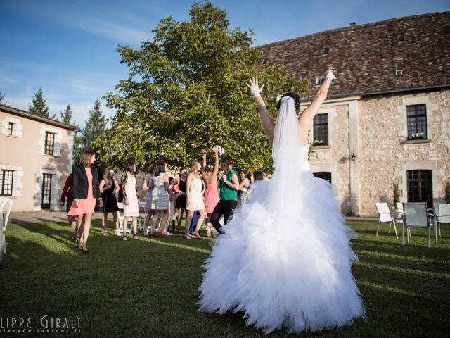 Le mariage de Thomas et Gwen à Boulazac, Dordogne 59