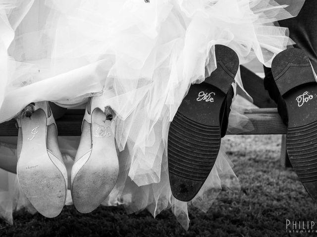 Le mariage de Thomas et Gwen à Boulazac, Dordogne 1