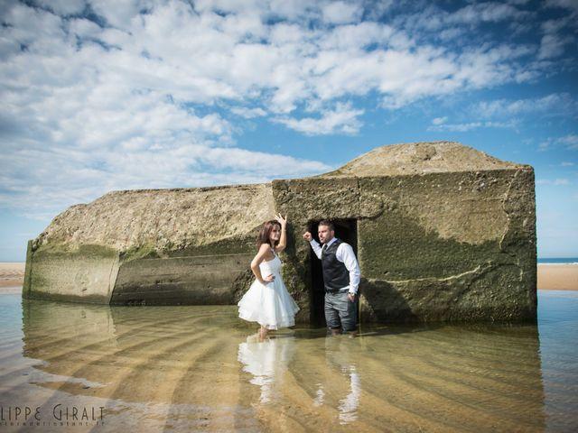 Le mariage de Thomas et Gwen à Boulazac, Dordogne 99