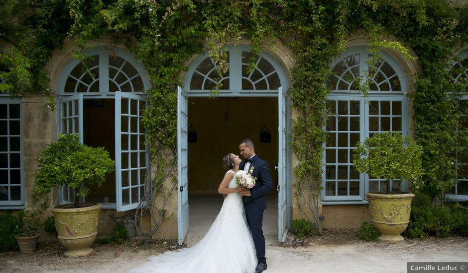 Le mariage de Romain et Amandine à Montpellier, Hérault