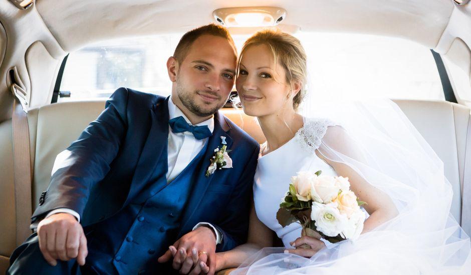 Le mariage de Geoffrey et Denisa à Bras, Var