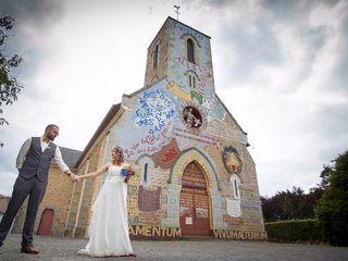 Le mariage de Séverine et Thomas