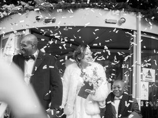 Le mariage de Elsa et Georges