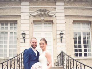 Le mariage de Jessica et Eric