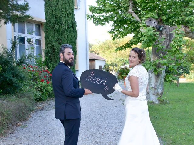Le mariage de Mathieu et Alisson à La Crau, Var 17
