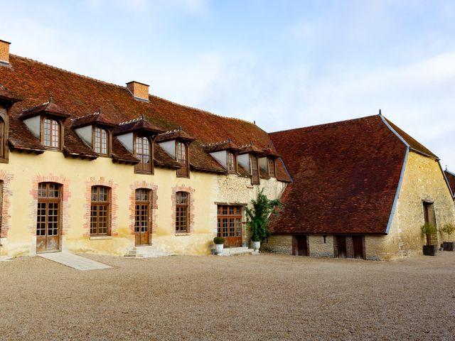Le mariage de Benoît et Aurélie à Fouchères, Aube 1